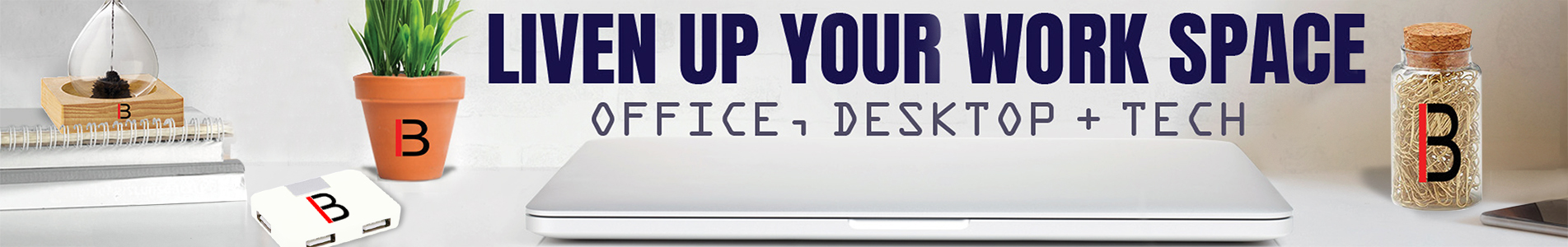 Office, Desktop & Tech