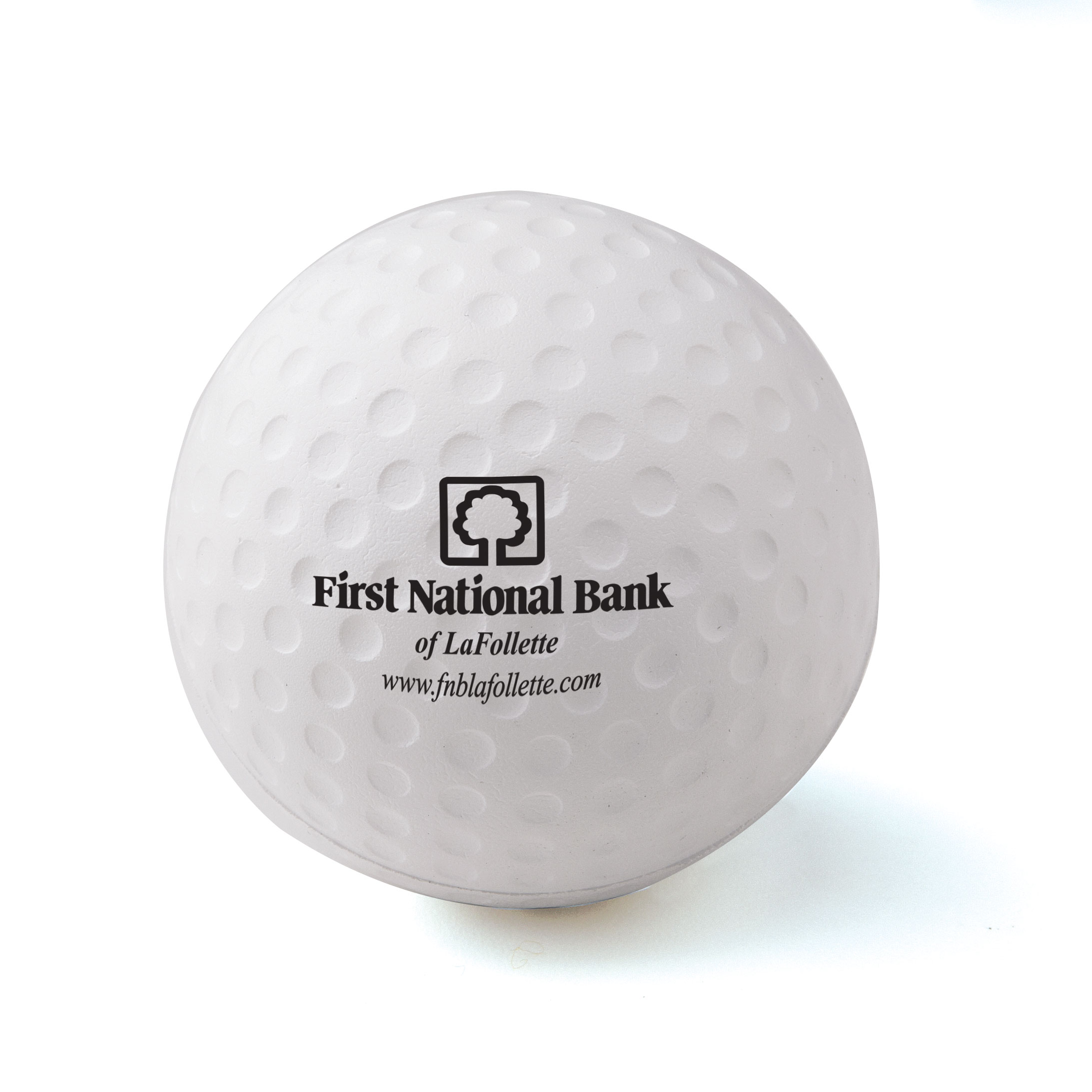 Foam Golf Ball Stress Reliever