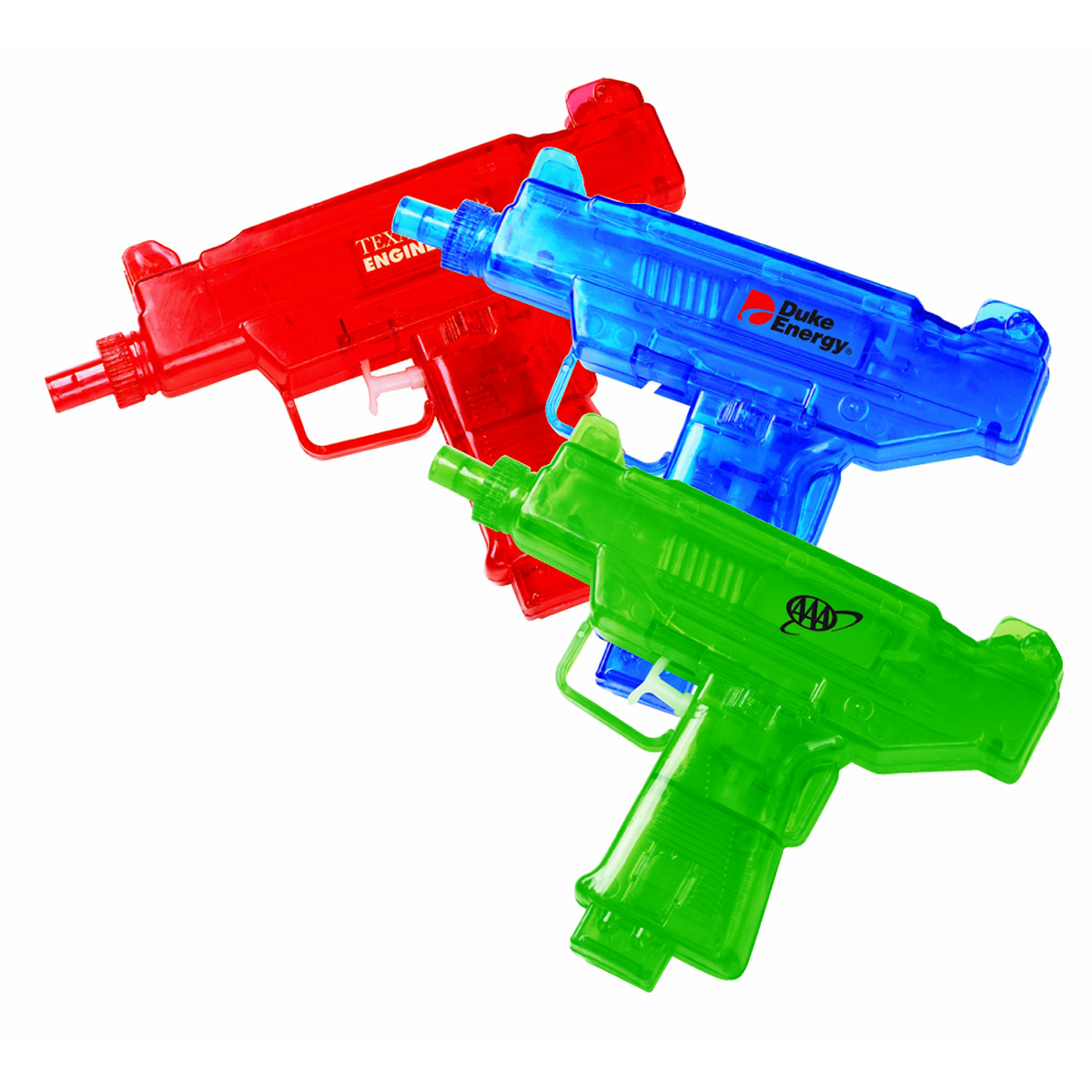 Assorted Color Uzi Water Gun