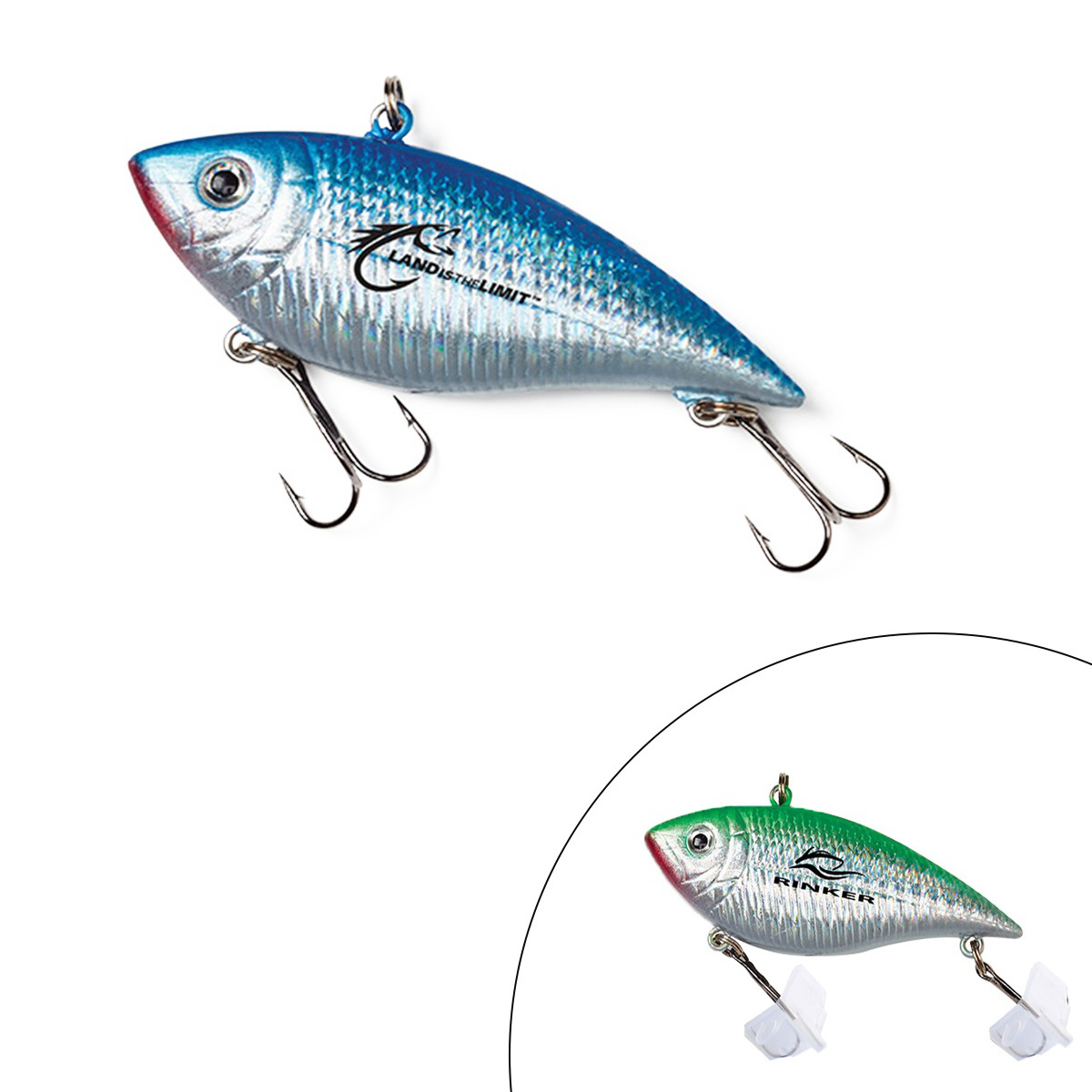 Diving Minnow Lure