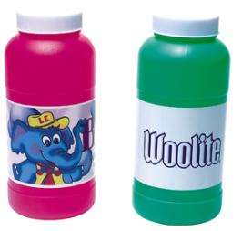 8 oz. Bubbles with Full-Color Digital Label
