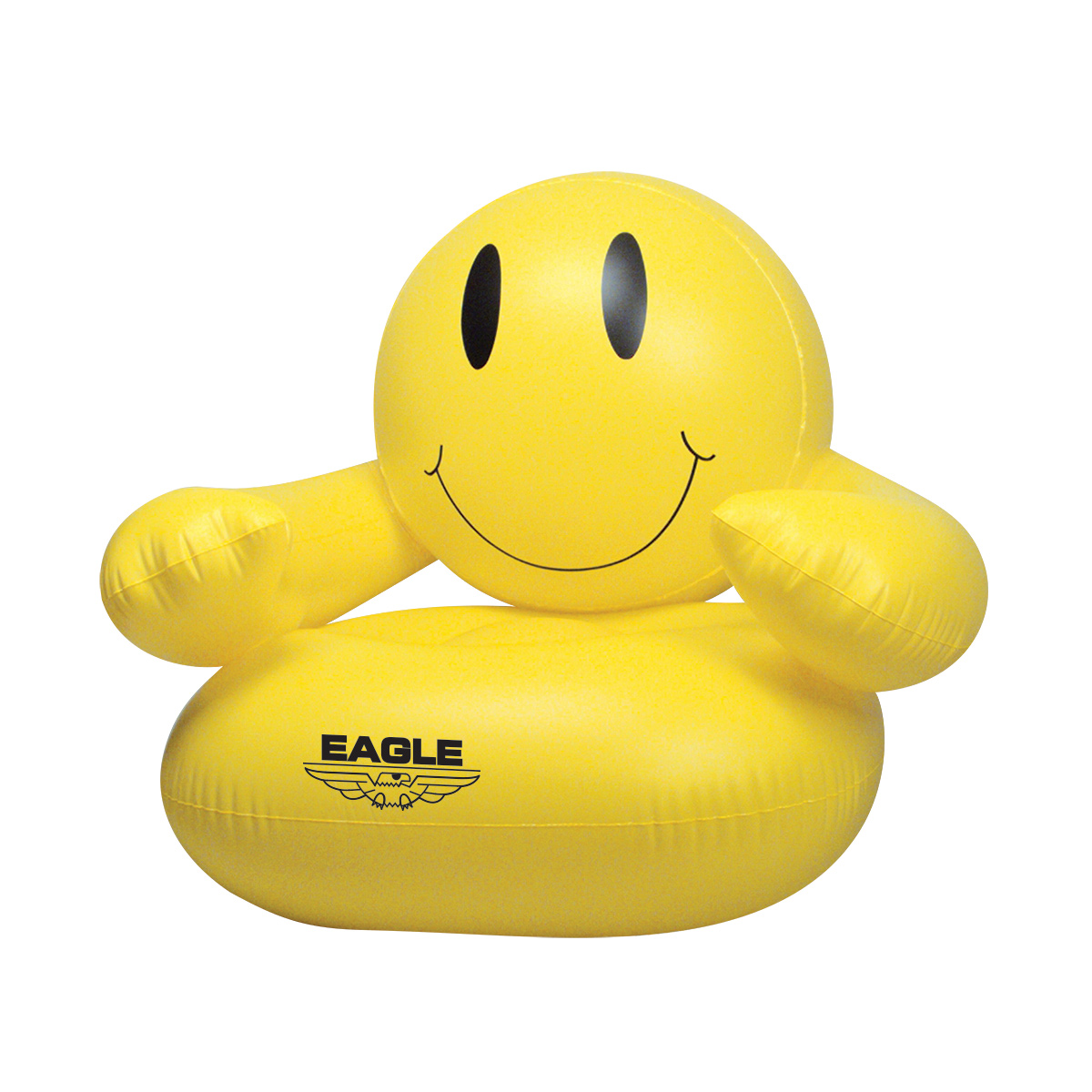 Smiley Face Chair Inflate