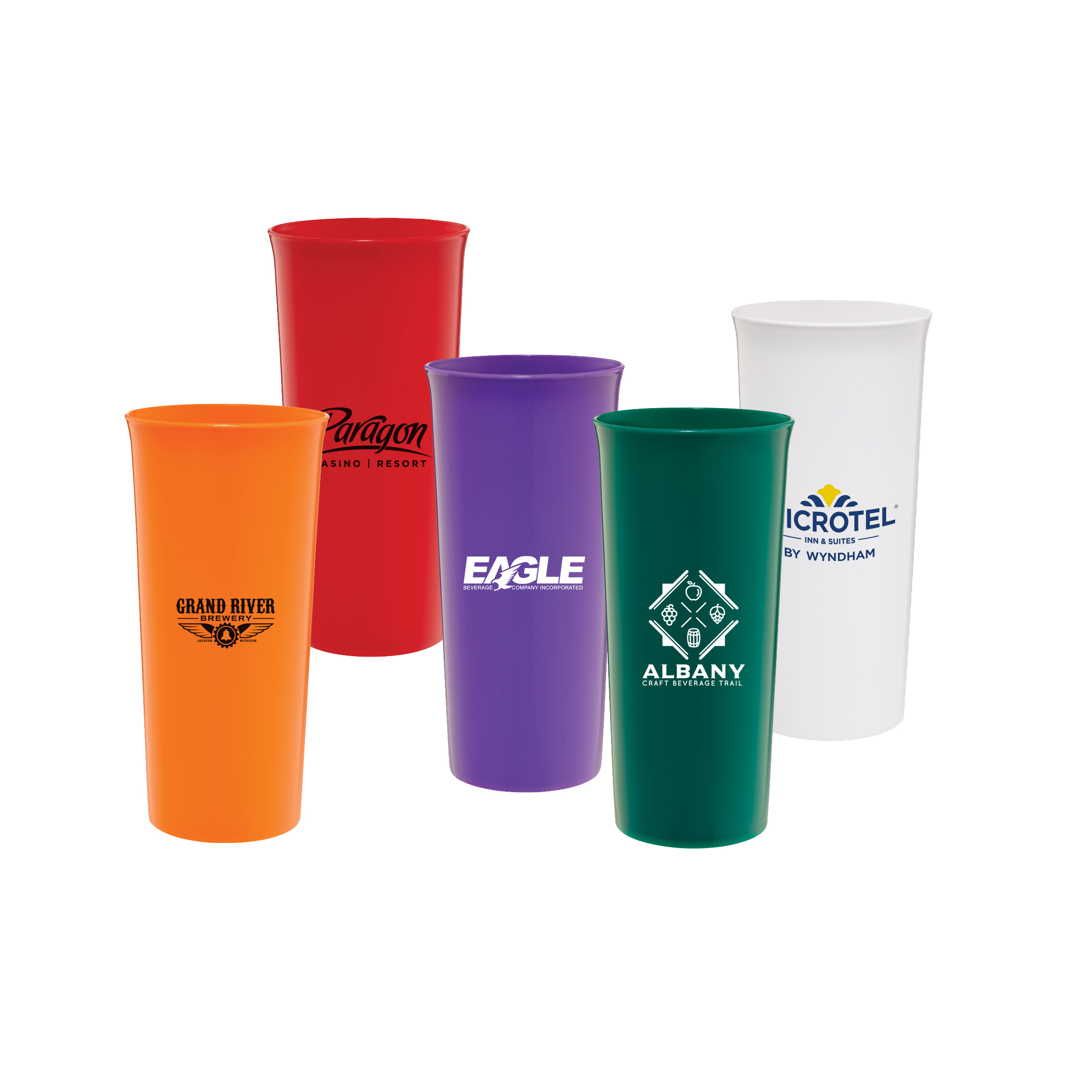 16 oz. Reusable Tower Cup