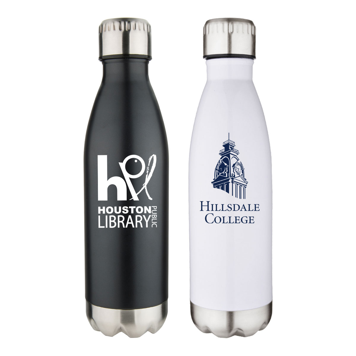 Stainless Steel and Copper Lined Vacuum Bottle