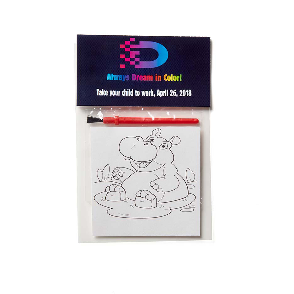 Kids Paint Sets To-Go