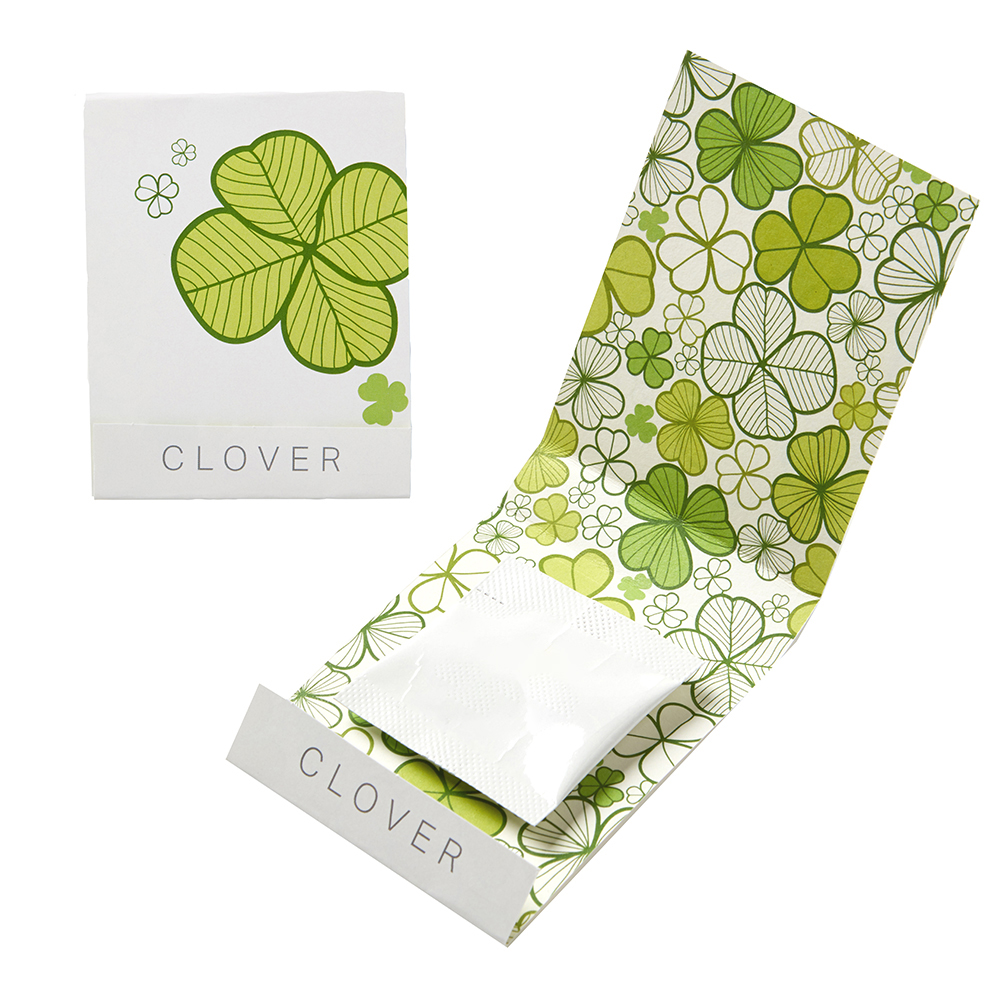 Clover Seed Matchbook